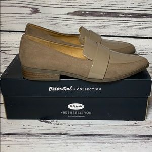 Dr Scholls Essential Collection Agnes Loafer Taupe